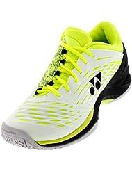Yonex Power Cushion Fusionrev 2, All Courts Mens White Tennis Shoe