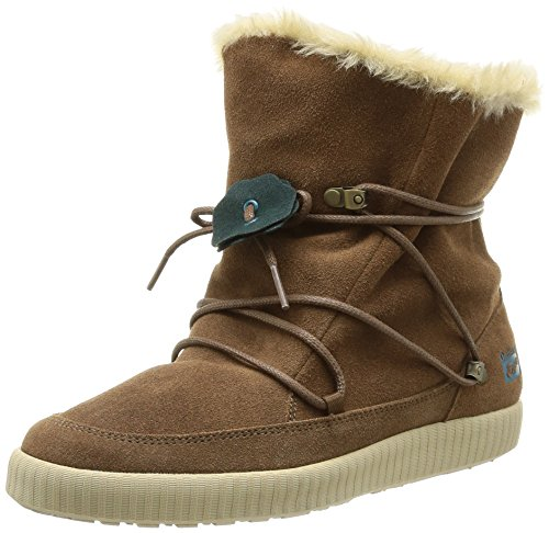Spruce mid Marrón 6180 Brown Tiger shaded Mujer Botas Onitsuka Pantigra 4Hfp8qWwT