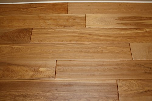 Elk Mountain Maple Natural 3/4 x 4-3/4 Hand Scraped SOLID Hardwood Flooring NH203 (Maple Natural Hardwood Floors)