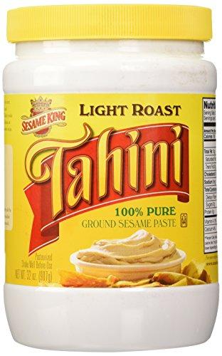 Sesame King Tahini Light Roast, 32-Ounce