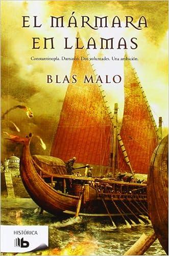 El Mármara en llamas (Ficción): Amazon.es: Malo, Blas: Libros
