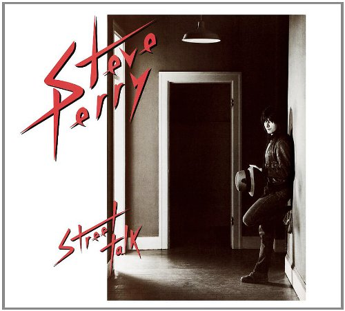 CD : Steve Perry - Street Talk (CD)