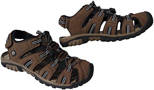 Damen Outdoor Sandale Schuhe Sandalette Trekking gr.36 - 41 art.nr.5525 braun