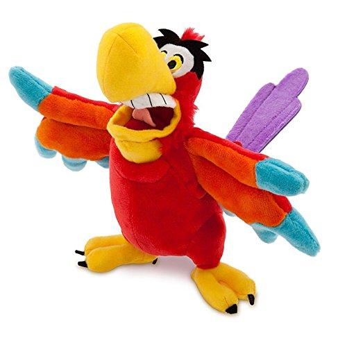 Disney Peluche Pequeño Iago 20cm - Aladdin: Amazon.es: Juguetes y juegos