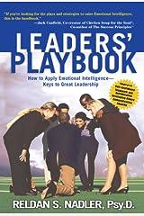 Leaders' Playbook: How to Apply Emotional Intelligence-Keys to Great Leadership Hardcover