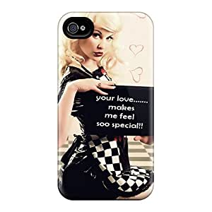 Special Design Back Makes Me Feel Phone Cases Covers For Iphone 6