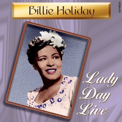 Lady Day Live by Collector's Choice
