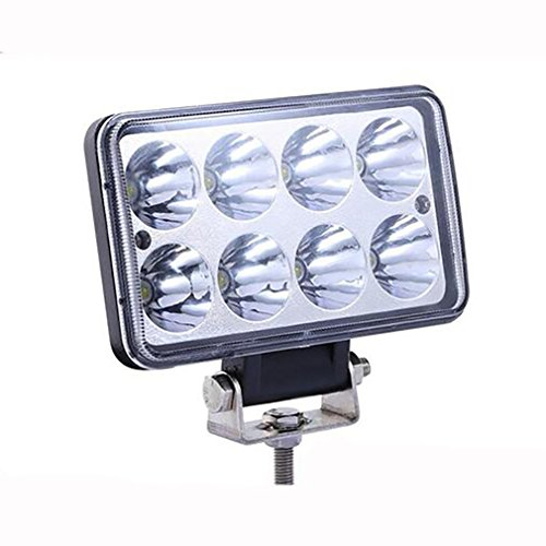 ZHAS Las luces LED de trabajo 24Wled de faros de coche 12v24V luces de trabajo coche alquiler de proyectores