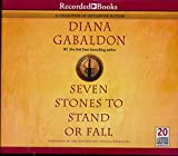 img - for Seven Stones To Stand or Fall by Diana Gabaldon Unabridged CD Audiobook book / textbook / text book