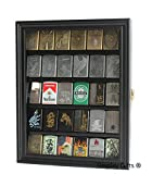 Wall Display Case Cabinet Shadow Box to Hold