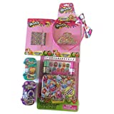 Shopkins Pretend Play Set - Assorted Items for House, Hair, Nails and in General to be like Mom