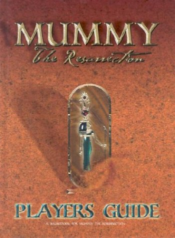 Mummy: The Resurrection Players Guide