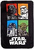 "Best Blanket Star Wars Blankets - Star Wars Classic 62"" x 90"" Twin Blanket Review"