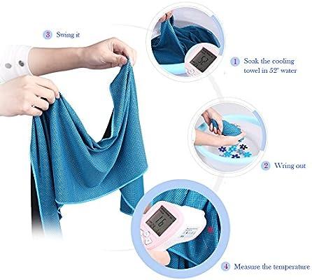 Refrigeración toalla 40
