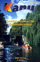 DKV-Gewässerführer für Ostdeutschland: Mit Jübermann-Flusskarten