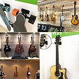 Hidaer Guitar holder Guitar Hanger Wall Hook