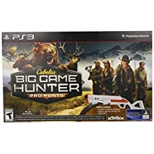 Cabela's: Big Game Hunter Pro Hunts with Gun - PlayStation 3 by Activision
