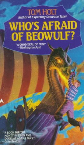 Book cover for Who's Afraid of Beowulf?