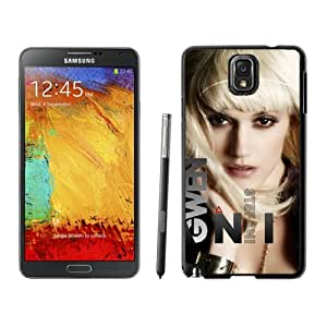 Beautiful Designed Cover Case With Gwen Stefani Letters Hair Eyes Look For Samsung Galaxy Note 3 N900A N900V N900P N900T Phone Case