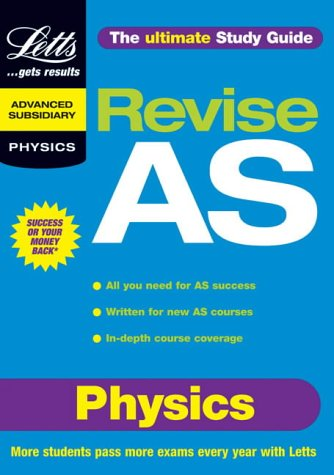 Revise AS Physics (Revise AS Study Guide)