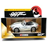 BMW Z8 * THE WORLD IS NOT ENOUGH * 2003 Corgi Classics The Directors Cut James Bond Collection 1:36 Scale Die-Cast Vehicle