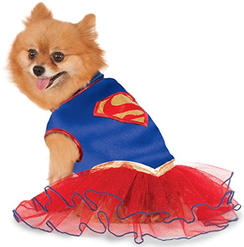 DC Co (Superman Dog Costumes)