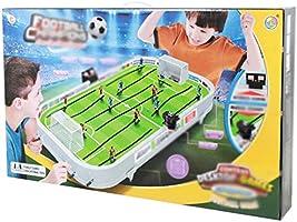JWDYA Juego de Juego de Juego de Bomba de Bola Neta de aro de Juguete de fútbol de Mesa for Adultos y niños pequeños: Amazon.es: Hogar
