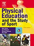 img - for Physical Education and the Study of Sport: Text with CD-ROM, 5e book / textbook / text book