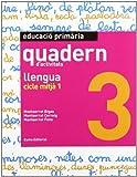 img - for Llengua de cicle mitj  1 (quadern) book / textbook / text book