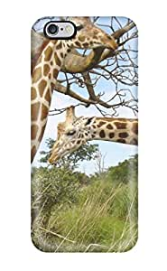 Hot Snap-on Giraffes Hard Cover Case/ Protective Case For Iphone 6 Plus