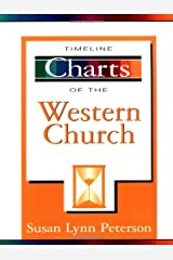 Timeline Charts of the Western Church Paperback