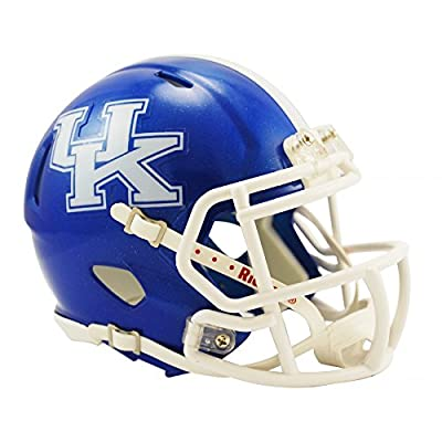 Riddell NCAA Kentucky Wildcats Speed Mini Football Helmet