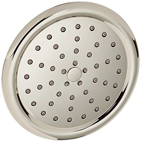Moen S6310NL Single Function Rainshower Showerhead, Polished Nickel (Rainshower Polished Shower Nickel)
