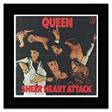 Stick It On Your Wall Queen - Sheer Heart Attack