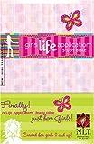 Girls Life Application Study Bible NLT (Kid's Life Application Bible)