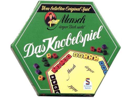 Schmidt Spiele - Mensch ärgere Dich nicht - Das Knobelspiel