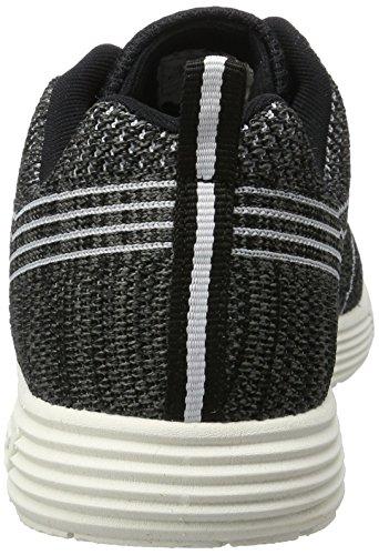 Nero Black Grey Pacific Donna A Sneaker L Low 1 Gear TYRE0q