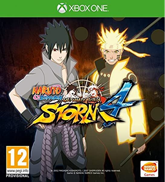 Naruto Shippuden: Ultimate Ninja Storm 4 - Day One Edition: Amazon ...