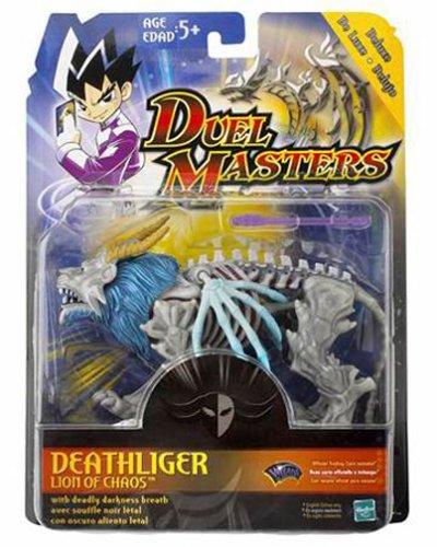 Duel Master Deathliger Lion Of Chaos Hasbro