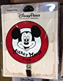 disney magnet clip - Disney Park Mickey Mouse Club Magnetic Clip Magnet NEW