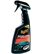 Meguiar´s G4116 Natural Shine Abrillantador de Tableros, 473ml
