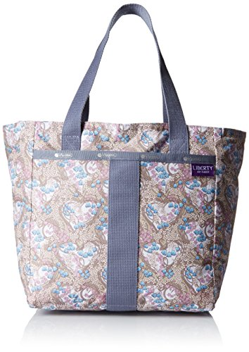 LeSportsac Liberty X Essential Small Everyday Tote, Amy Jane Lilac by LeSportsac (Image #1)
