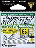 がまかつ(Gamakatsu) ナノヤマメ ナノスムースコート 3号 68229