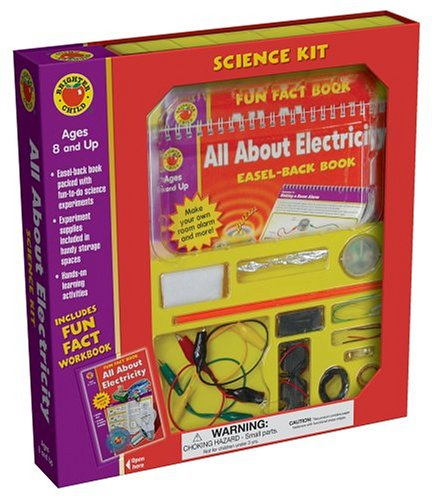 All about Electricity Science Kit (Brighter Child Science Kits)