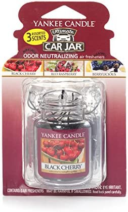 YANKEE CANDLE 1316695E Classic Cranberry Pear Deodorante per Auto