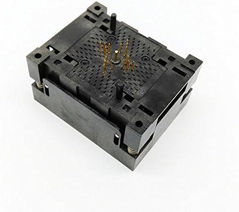 QFN16 MLF16 Burn in Socket IC Test Socket NP506-016-027-C-G Pitch 0.5mm Chip Size 33 Flash Adapter Open Top Programming Socket
