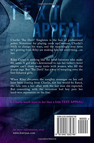 Text Appeal Lexi Ryan 9781940832746 Amazon Com Books