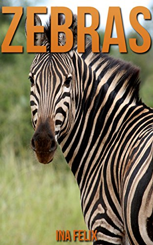 Zebras: Children Book of Fun Facts & Amazing Photos, used for sale  Delivered anywhere in USA