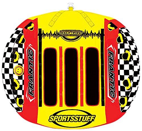 SPORTSSTUFF 53-2160 Half Pipe Frantic Towable by SportsStuff
