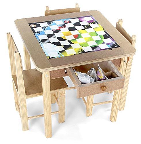 Mesa para Recreação Carlu Brinquedos